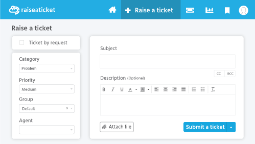 Free helpdesk create ticket